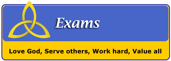 Exams Notice Header1