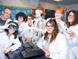 'Mad science' at Blessed Trinity