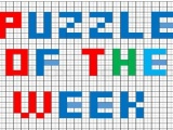 Puzzle of the Week Competition