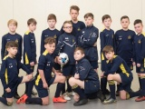 Year Seven football success