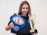 Maisie-Paige is English champion