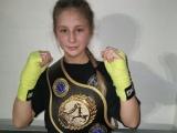 Maisie is European champion